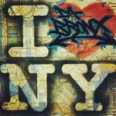 I love❤Bronx, NY!