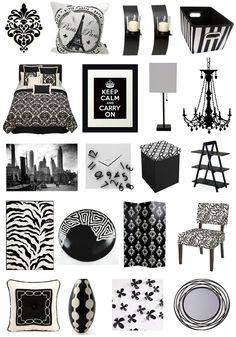 Black and White: Classic Modern Done Right! « HEINCKER DESIGN *blogspot