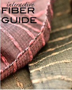 An interactive fiber guide!