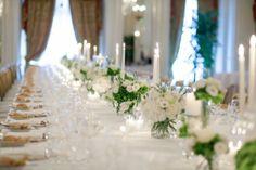 Bridal Table Top Designs –