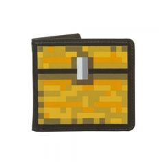 Official Minecraft Chest Wallet