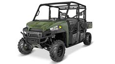 New 2016 Polaris RANGER Crew XP 570-6 Sage Green ATVs For Sale in Florida. 2016 Polaris RANGER Crew XP 570-6 Sage Green, RANGER CREW® XP 570-6 Sage Green Work From Sun Up to Sun Down in Comfort for 6 NEW! Powerful 46 HP ProStar® EFI engine Increased Suspension Travel and Refined Cab Comfort, Including Lock & Ride Pro-Fit Accessory Integration HARDEST WORKING FEATURES THE PROSTAR® ENGINE ADVANTAGE: The RANGER 570 ProStar® engine is purpose built, tuned and designed alongside the vehicle…