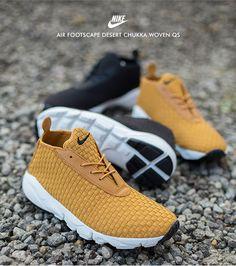 Nike Air Footscape Desert Chukka Woven QS