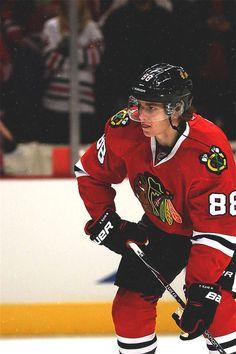 Patrick Kane, Chicago Blackhawks (backchecked / Tumblr)