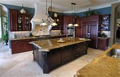 Luxury Kitchens - Bing Images