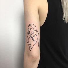 Tattoo artist: @trumansav