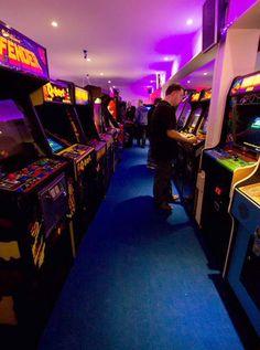1980s arcade