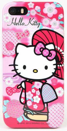 Pretty as a picture - #HelloKitty in her kimono