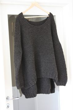 Pull point mousse tuto
