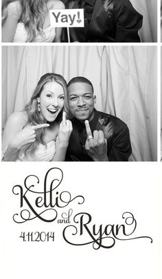 The ring shot, perfected by MPB couple Kelli & Ryan <3  Photo booth rental by Mobile Photo Booth Southern California. #weddingphotobooth #photobooth #vintagestylewedding #californiaphotobooth #sandiegophotobooth