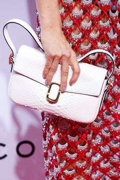 Spring Accessories Trends - Bags en Blanc - Marc Jacobs