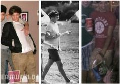 see he cant act like this louis anymore because of gay rumours. some directioners take this larry shit too far