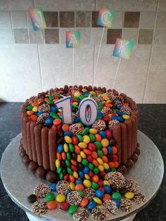 Childrens Chocolate Birthday Cake