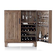 Marin Bar Cabinet in Bar Cabinets