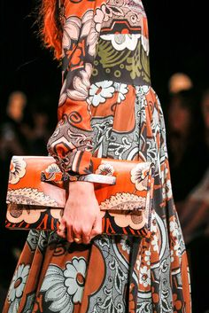 PRINTS PRINTS AND MORE PRINTS Spring 2015 Ready-to-Wear - Valentino