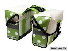 Kinderfahrradtasche Fahrradtasche Kinderfahrrad von YESSTUFFME auf DaWanda.com