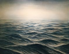 Roi James ~ This Water Once Again (oil)