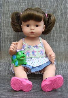 HABA Götz Doll Review and Giveaway