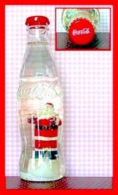 Coca-Cola Snow Globe