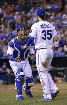 Salvy and Hosmer
