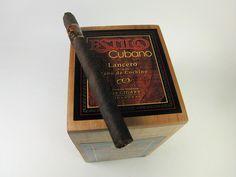 Estilo Cubano Original Lancero    www.SeriousCigars.com