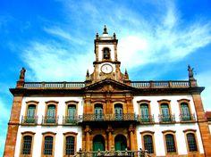 Museum - Ouro Preto, Minas Gerais [Brazil]