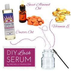 Want to try this natural eyelash serum.