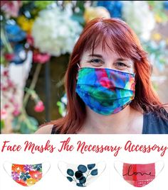 Fine Art Photographer, Jessica Kimmel Manelis shares her stunning photography and art, and the art work of her artist friends now available on face masks. #aff