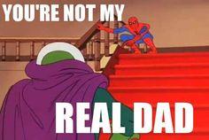 60's Spider-man Meme 80, Love these!