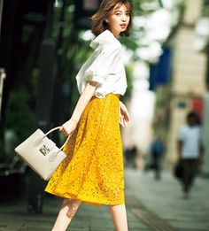 women fashion photo s which truly are Amazing Modest Dresses, Modest Outfits, Modest Fashion, Fashion Outfits, Womens Fashion, Japanese Outfits, Japanese Fashion, Office Outfits Women, Spring Work Outfits