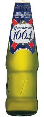 Kronenbourg -- Makes me miss Paris!