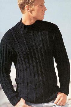 Source by maryanaiskra men Fair Isle Knitting Patterns, Sweater Knitting Patterns, Slip Stitch Knitting, Mens Knit Sweater, Mens Fashion Sweaters, Korean Fashion Trends, Winter Outfits Women, Knitwear, Men Casual