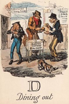 George Cruikshank's Comic Alphabet