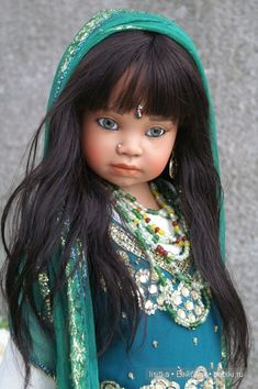 Коллекционные куклы Анжелы Саттер. / Коллекционные куклы Angela Sutter / Бэйбики. Куклы фото. Одежда для кукол