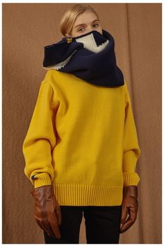 Fall/Winter 2016 capsule collecion lookook #ader #adererror #FW16 #collection #lookbook #design #fashion #styling #space #spaceship #camel #color Fall Winter 2016, Ader Error, Pakistani Dresses, Personal Style, Stylists, Women Wear, Men Sweater, Feminine, Turtle Neck