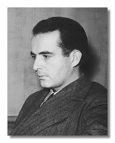 "American conposer Samuel Barber (1910-1981). Some of his best-known works include the operas ""Vanessa"" and ""Antony and Cleopatra,"" the ""Adagio for Strings,"" ""The School for Scandal"" overture, and the ""Medea"" ballet."