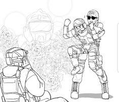 Rainbow Six Siege Anime, Rainbow 6 Seige, Rainbow Six Siege Memes, Tom Clancy's Rainbow Six, Rambo 6, Rainbow Meme, Gaming Memes, Art Reference Poses, Cute Art