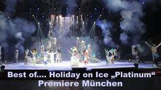 """Best of... Holiday on Ice """"Platinum"""" - die München Premiere (07.02.2015)"""