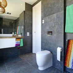Get the look: last night's Block main bathroom reveals - The Interiors Addict Bathroom Renos, Laundry In Bathroom, Bathrooms, Bathroom Inspo, Bathroom Inspiration, Bathroom Ideas, The Block Room Reveals, Interior Styling, Interior Decorating
