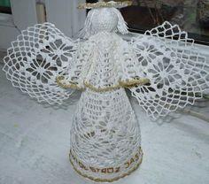 moje dłubaninki : Anioł...