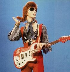 David Bowie - the-70s photo