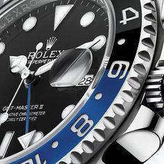he Rolex GMT-Master II 116710BLNR