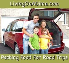 Packing Food for Road Trips:  There are some very good ideas here.  Mostly about traveling with children but also some great ideas in general for everyone.  Don't forget to read all the comments.  There are some great tips there too.