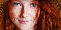 Dramatic Freckles – Photoshop Action 157