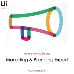 Marketing & Branding Expert Jobs Faridabad Delhi - Eli India