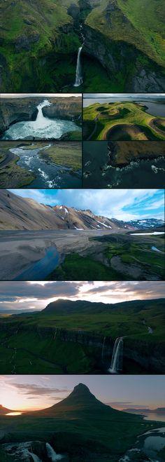 Vindur: Icelandic Landscapes