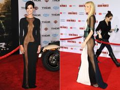 Celebrity Fashion Trends That Shouldn't Have Happened - Even if they make the best dressed list, few celebrities manage to avoid any major faux pas. Check out some of the worst recent trends started by big celebs. Trending Celebrity News, Celebrity Gossip, Celebrity Style, Worst Celebrities, Celebs, Maternity Fashion, How To Look Pretty, Photo S, Fashion Trends