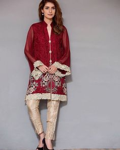 Same as Original  Zainab Chottani  Master Replica price 3500 pkr stitching charges 1800 pkr whatsapp +923022060098.  Front Full Embroidery on Fabric with 3 bunches same as original  Sleeves Embroidery  Dupatta embroidery  Trouser Embroidery with 21 inch bunch Each  1 metre Daman Patta Embroidery