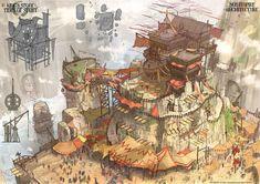 Feng Zhu Design: FZD Term 3 Finals
