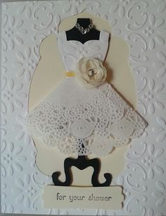 A perfect Bridal Shower Card.
